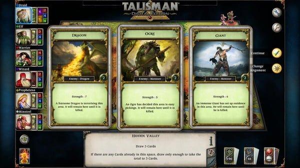Talisman: Digital Edition Full Version