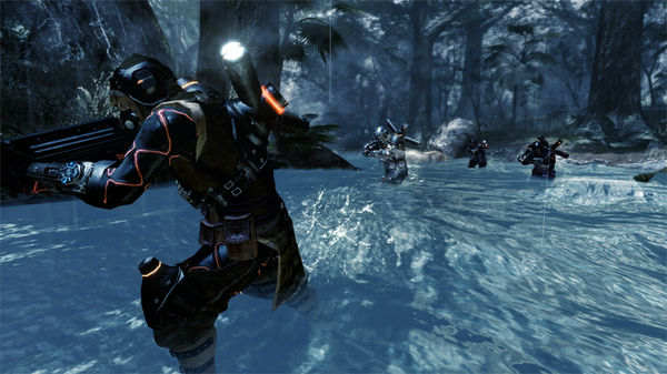 Free Download Lost Planet 2