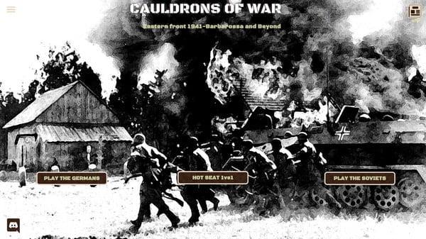 Cauldrons of War Full Version