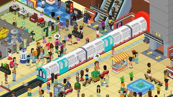 Overcrowd: A Commute 'Em Up v1.0 Crack