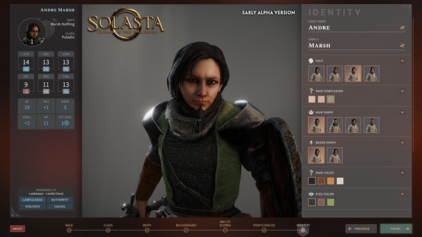 Solasta: Crown of the Magister Crack Free Download