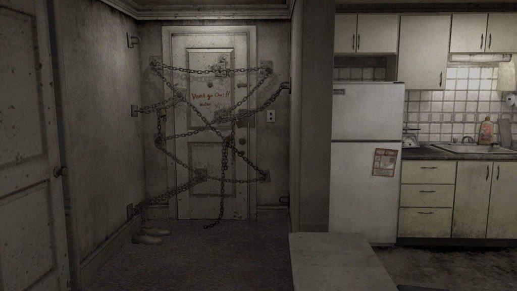 Silent Hill 4: The Room Full Crack