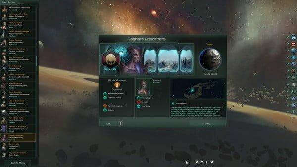 Stellaris - Necroids Species Pack CRACK Free Download