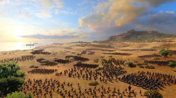 A Total War Saga: TROY Crack Free Download