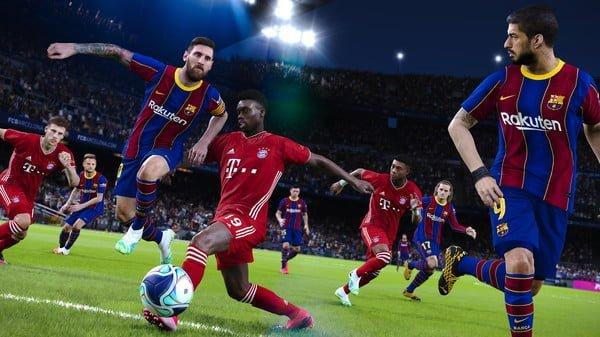 eFootball PES 2021 Crack Free Download