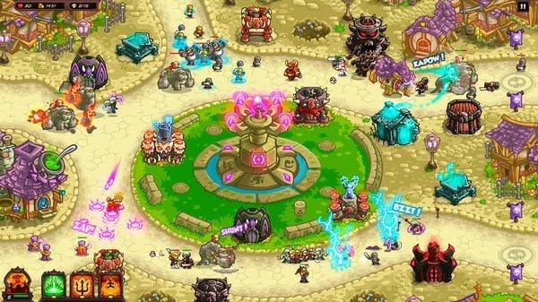 Kingdom Rush Vengeance - Tower Defense Crack Free Download