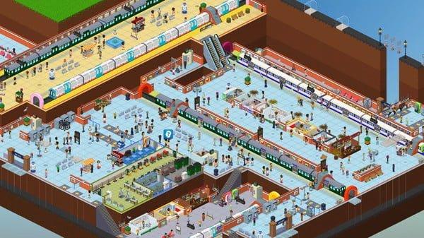Overcrowd: A Commute 'Em Up v1.0 Full Version