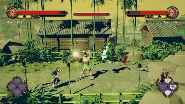 9 Monkeys of Shaolin Crack Free Download