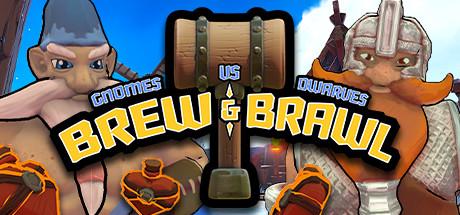 Brew and Brawl - Gnomes vs Dwarves CRACK Free Download
