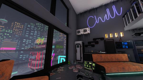 House Flipper - Cyberpunk DLC Free Download