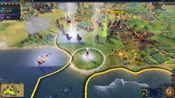 Sid Meiers Civilization VI - Babylon Pack Free Download
