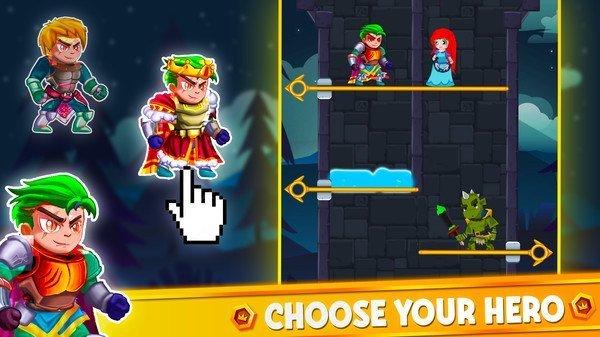 Hero Puzzle Free Download