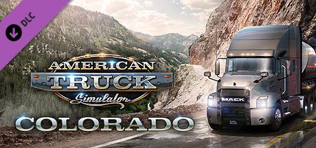 American Truck Simulator - Colorado Free Download