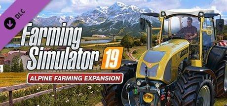 Farming Simulator 19 - Alpine Farming Expansion Free Download