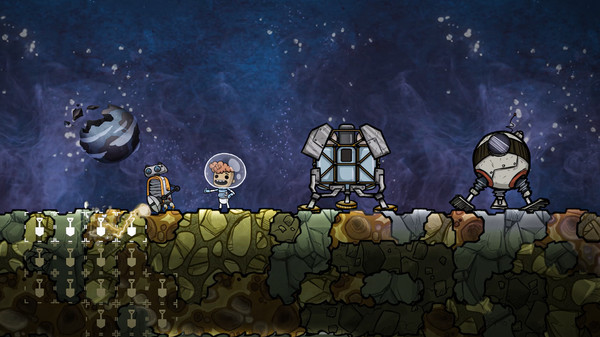Oxygen Not Included - Spaced Out Free Download