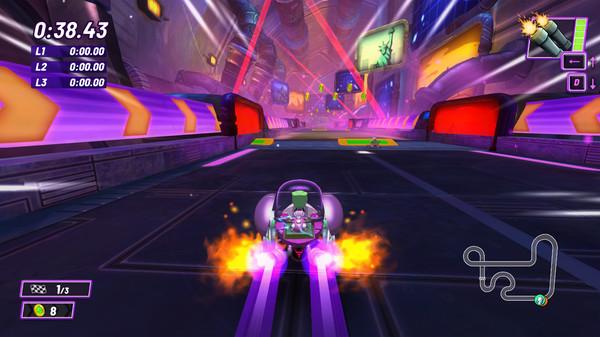 Nickelodeon Kart Racers 2: Grand Prix Free Download