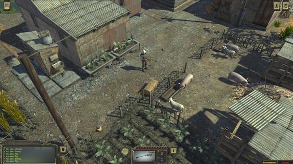 ATOM RPG: Dead City Free Download