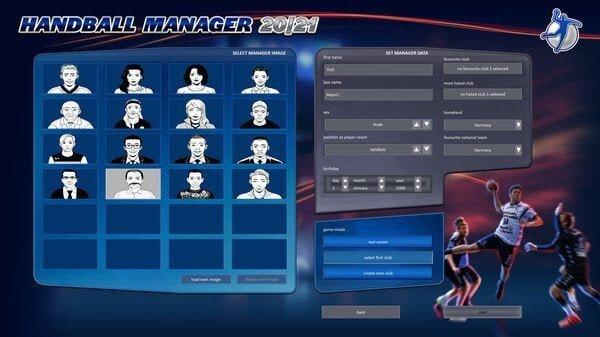 Handball Manager 2021 Crack Free Download
