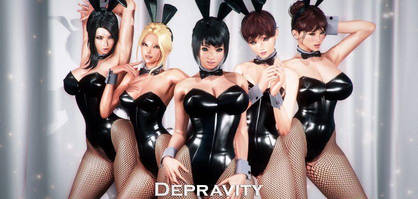 Download Depravity