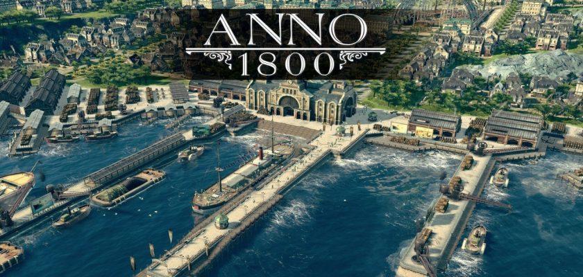 Anno 1800 Crack Free Download
