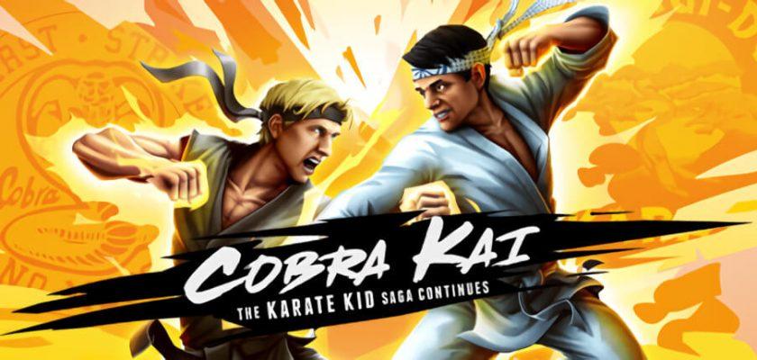 Cobra Kai: The Karate Kid Saga Continues Crack Free Download