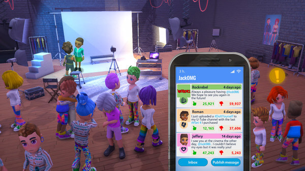 Youtubers Life Crack Free Download