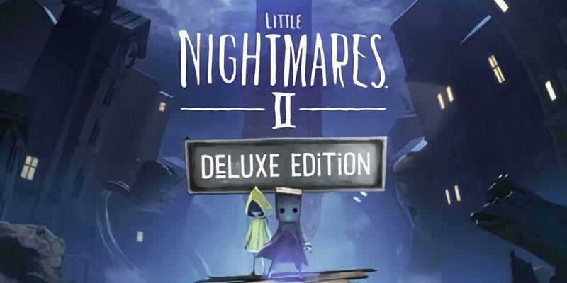 Little Nightmares II Deluxe Edition Crack Free Download