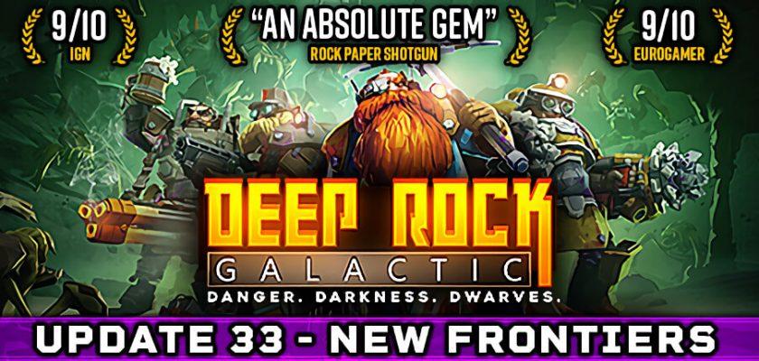 Deep Rock Galactic Crack Free Download