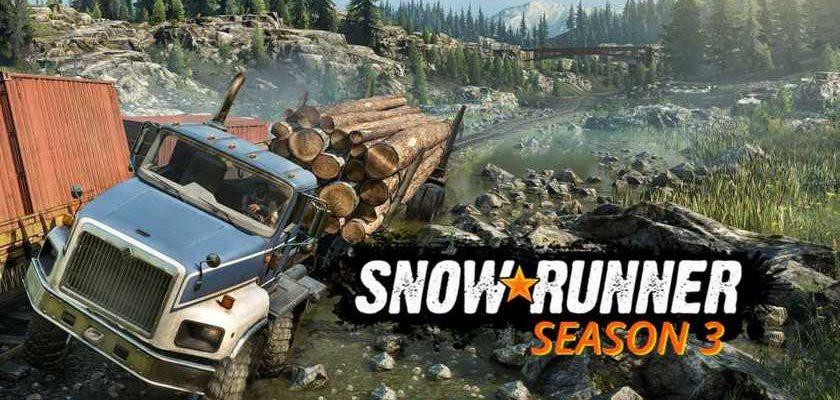 Download SnowRunner Season 3 - Locate and Deliver Crack