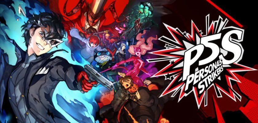 Persona 5 Strikers Crack Free Download