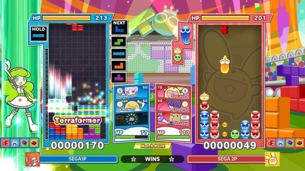 Puyo Puyo Tetris 2 Crack Free Download