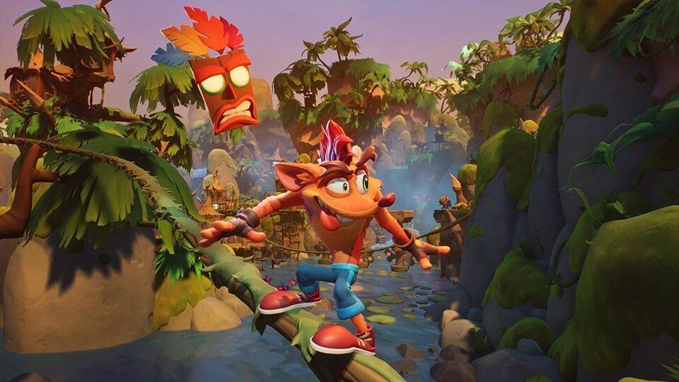 Crash Bandicoot 4 Crack Free Download