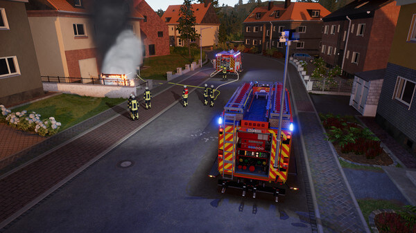 Emergency Call 112 – The Fire Fighting Simulation 2 Crack Free Download