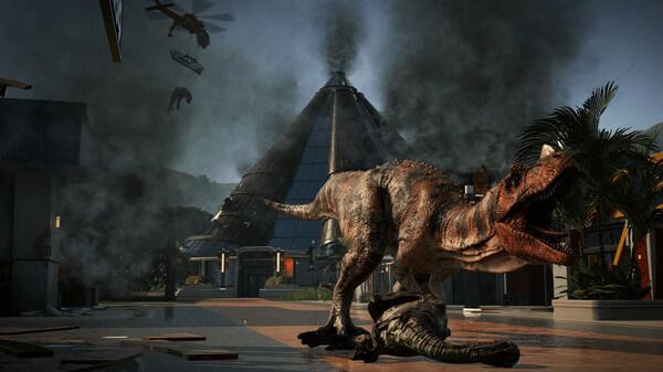 Jurassic World Evolution Crack Free Download