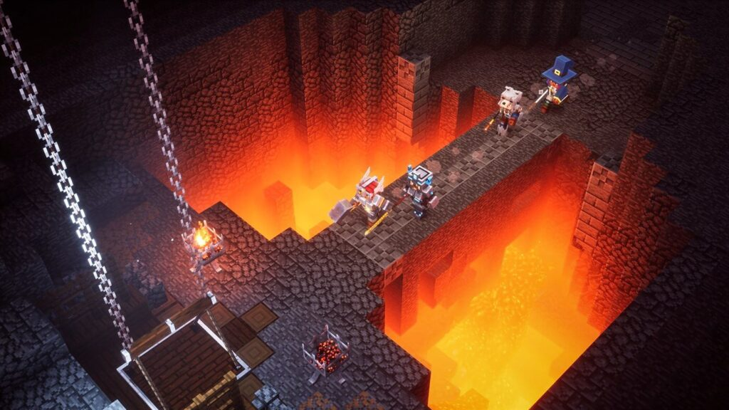 Minecraft Dungeons Crack Free Download