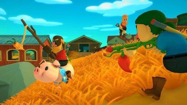 Shotgun Farmers Crack Free Download