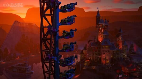 Planet Coaster Crack Free Download