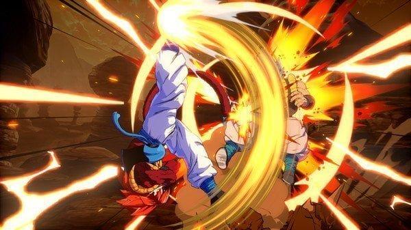 Dragon Ball FighterZ - Gogeta SS4 Crack Free Download