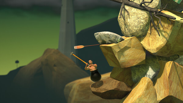 Getting Over It with Bennett Foddy Crack Free Download