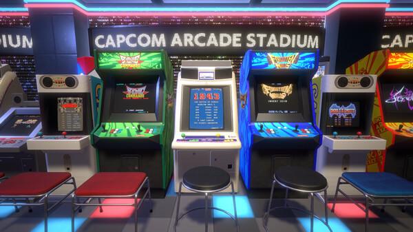 Capcom Arcade Stadium Crack Free Download