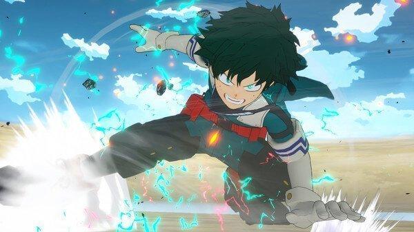 My Hero Ones Justice 2 Crack Free Download
