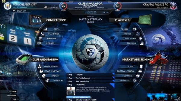 Football Club Simulator 21 Crack Free Download