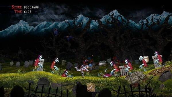 Ghosts n Goblins Resurrection Crack Free Download