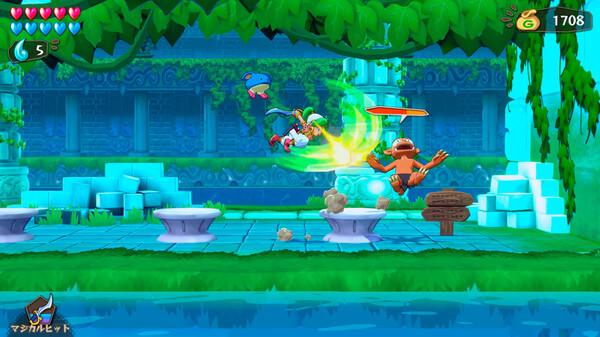 Wonder Boy: Asha in Monster World Crack Free Download