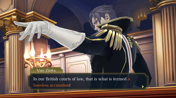 The Great Ace Attorney Chronicles Crack Free Download