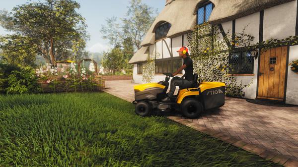 Lawn Mowing Simulator Crack Free Download