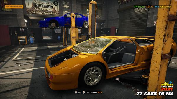 Car Mechanic Simulator 2021 Crack Free Download
