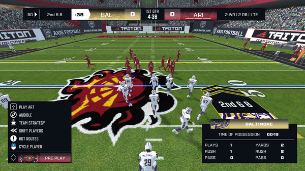 Axis Football 2021 Crack Free Download