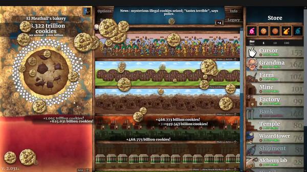 Cookie Clicker Crack Free Download