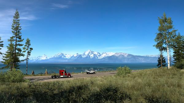 American Truck Simulator - Wyoming Crack Free Download